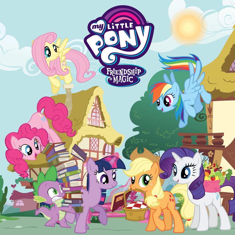 My Little Pony: Friendship Is Magic LP