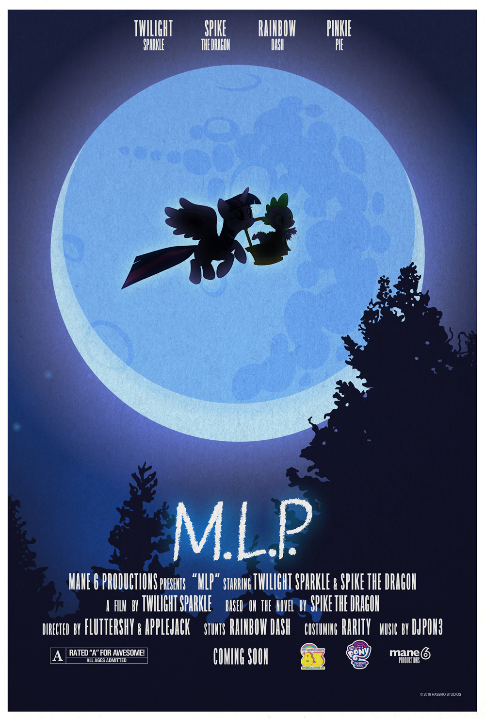 My Little Pony: M.L.P.