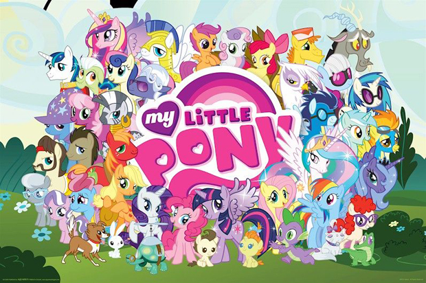 Little Pony Coming Theaters Animation Magazine