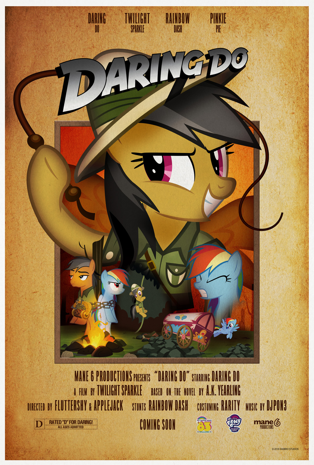 My Little Pony: Daring Do