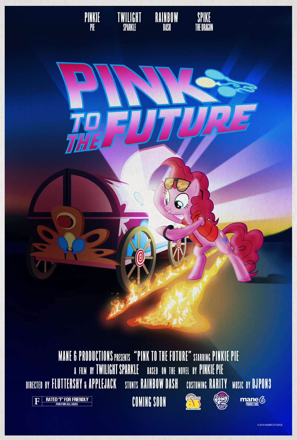 My Little Pony: Pink to the Future