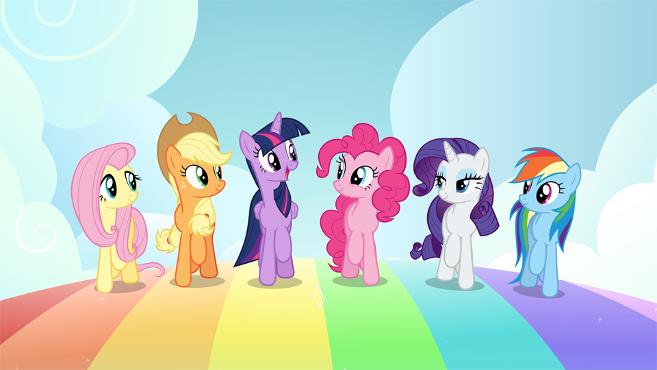 My Little Pony S7 More Friendship Magic  Fun Arrives April 15