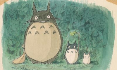 Imageboard, My Neighbor Totoro © 1988 Studio Ghibli