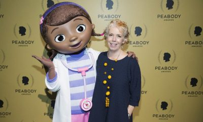Nancy Kanter and Doc McStuffins