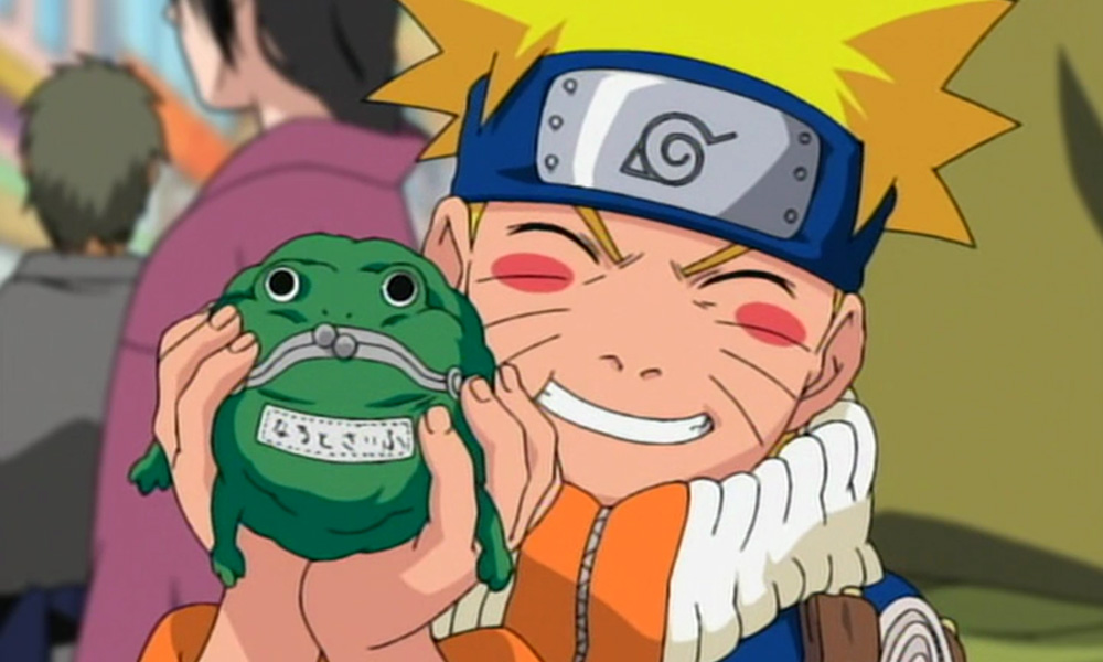 VIZ in Training for Year-Long 'Naruto' 20th Anniversary