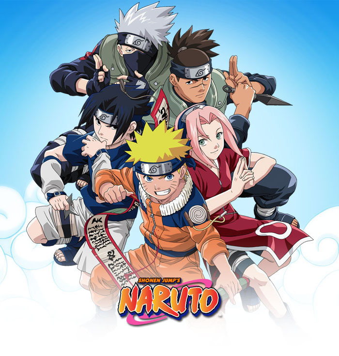 Naruto Now and Forever