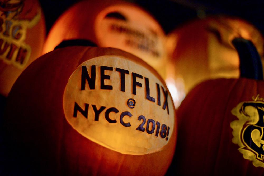 Netflix @ NYCC 2018