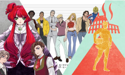 Annecy: Netflix Anime Focus Spotlights 'Super Crooks,' 'Thermae Romae Novae', 'Witcher' & CLAMP's Grimm Project