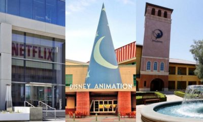 Netflix, Disney Animation, DreamWorks Animation