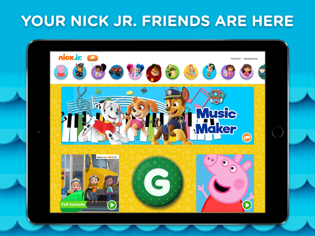 Nick Jr. Play