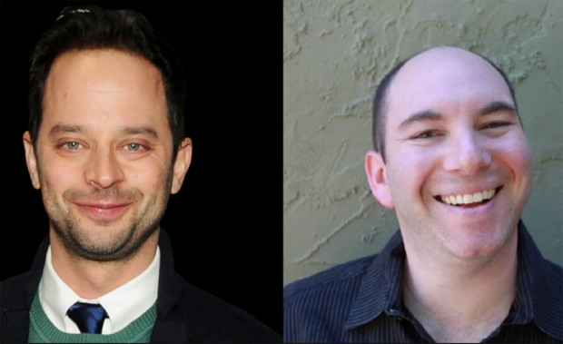 Nick Kroll and Andrew Goldberg