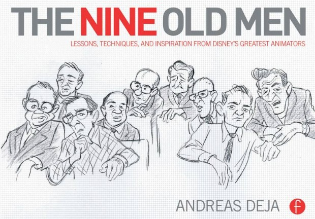 nine-old-men-book-andreas-deja
