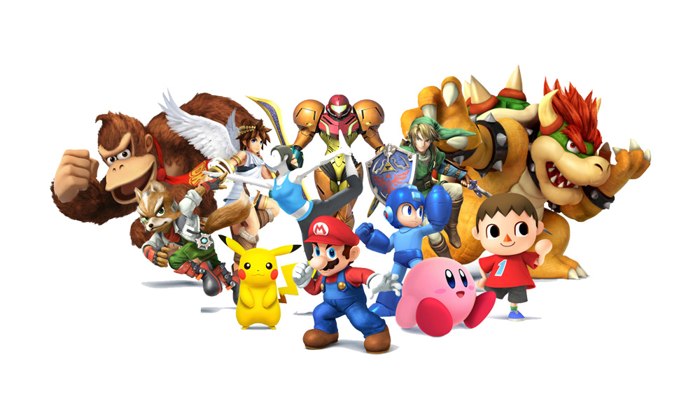 Nintendo characters