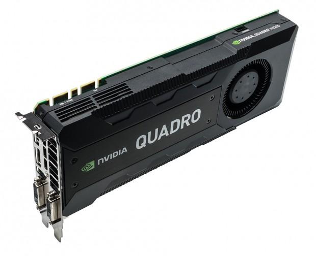 Nvidia's Quadro K5200