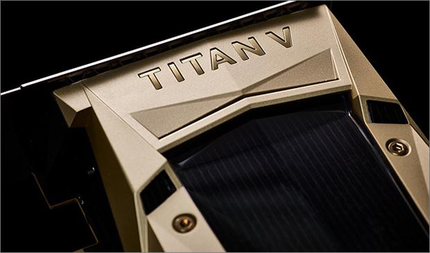 Nvidia's Titan V