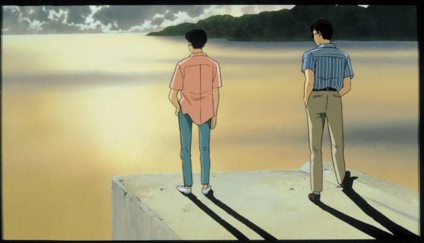 Ocean Waves © 1993 Saeko Himuro - Studio Ghibli - N