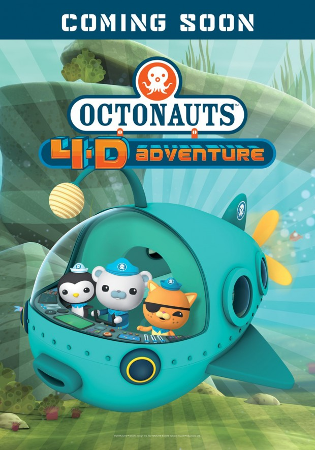 Octonauts 4-D