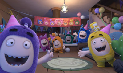 Oddbods & Friends