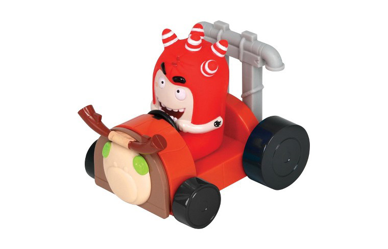 Oddbods Crash Derby