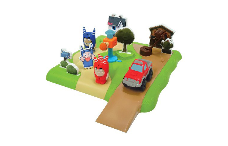 Oddbods Funny Makers Playsets