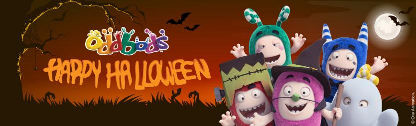 OddBods Halloween Special