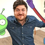 Olan Rogers, creator of Final Space