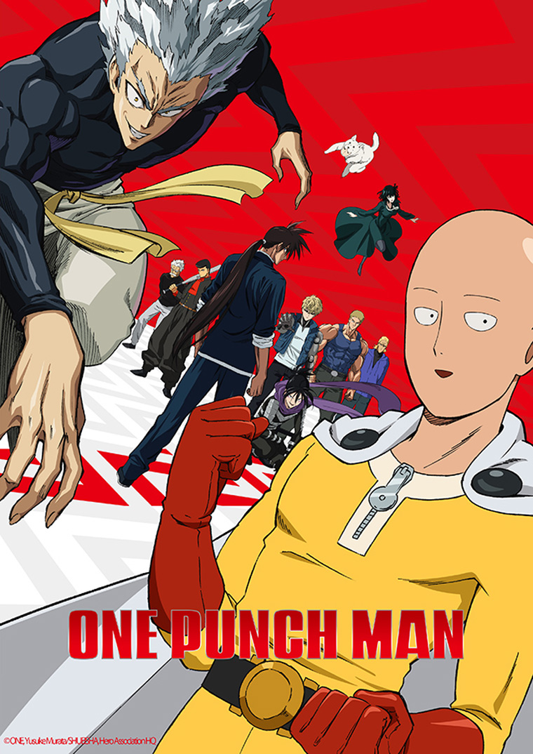'OnePunch Man' S2 Gets SameDay Premiere Exclusively on Hulu Animation Magazine