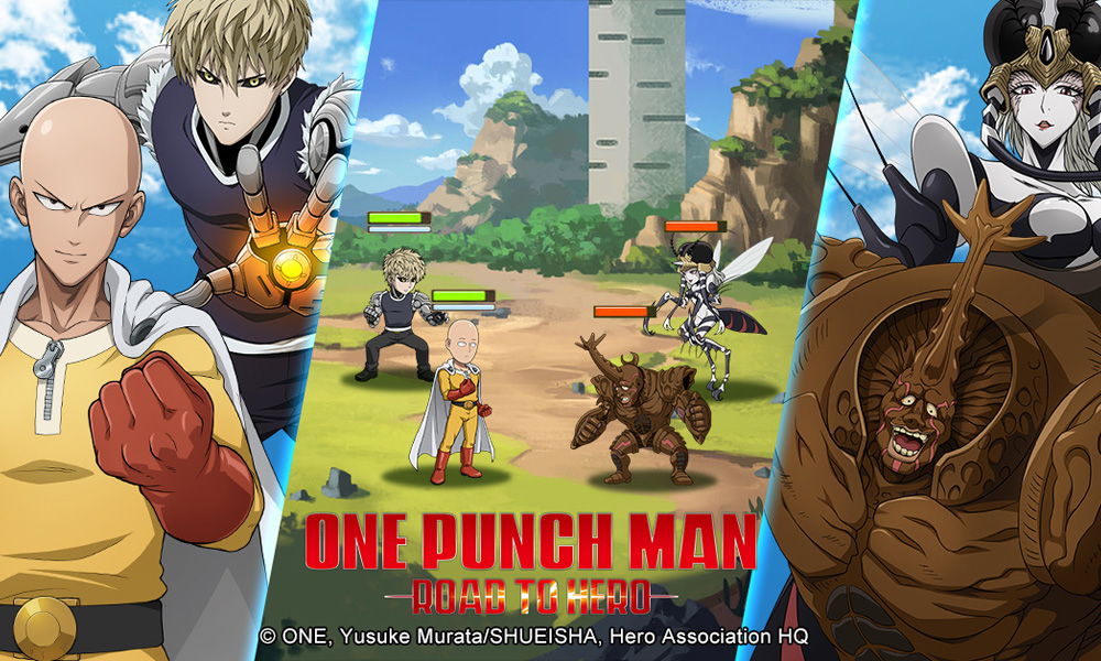 Oasis Games Developing First Official 'One Punch Man' Game for the West |  Animation Magazine