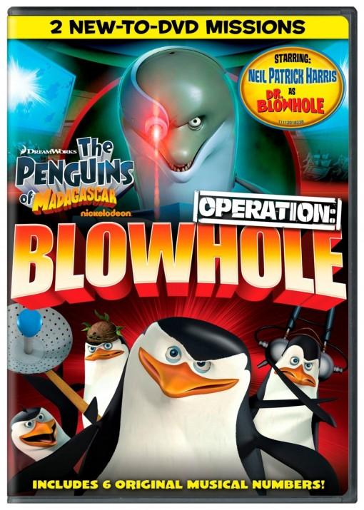 Operation Blowhole DVD