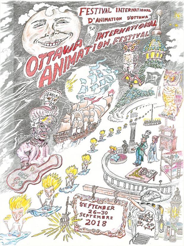 2018 Ottawa International Animation Festival