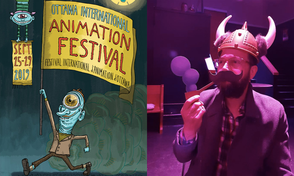 Ottawa International Animation Festival and Chris Robinson