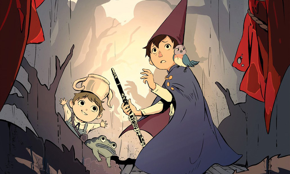 Boom Goes Over The Garden Wall With 5 Part Soulful Symphonies