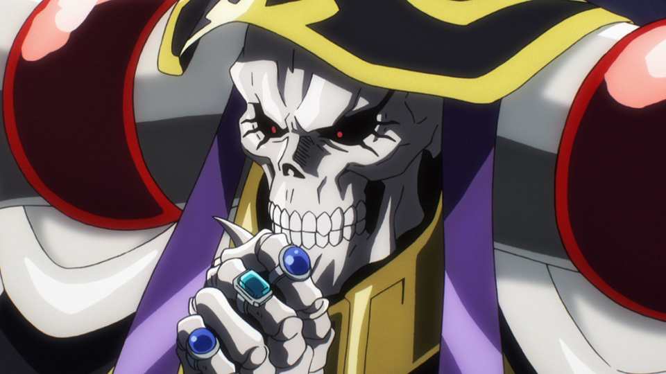 funimation sets overlord iii dub premiere for anime expo 2018