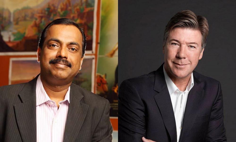 P. Jayakumar and Keith Chapman