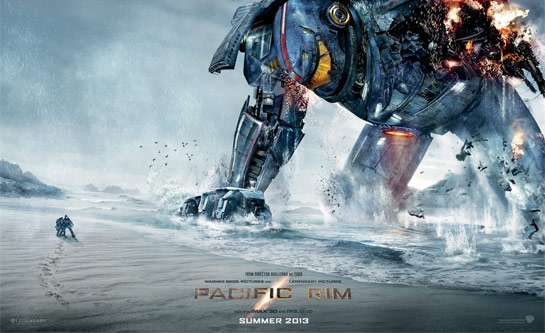 Warner Bros. Offers 'Pacific Rim' Sneak Peek
