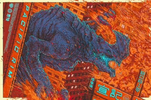 Pacific Rim (Kaiju) by Ash Thorp