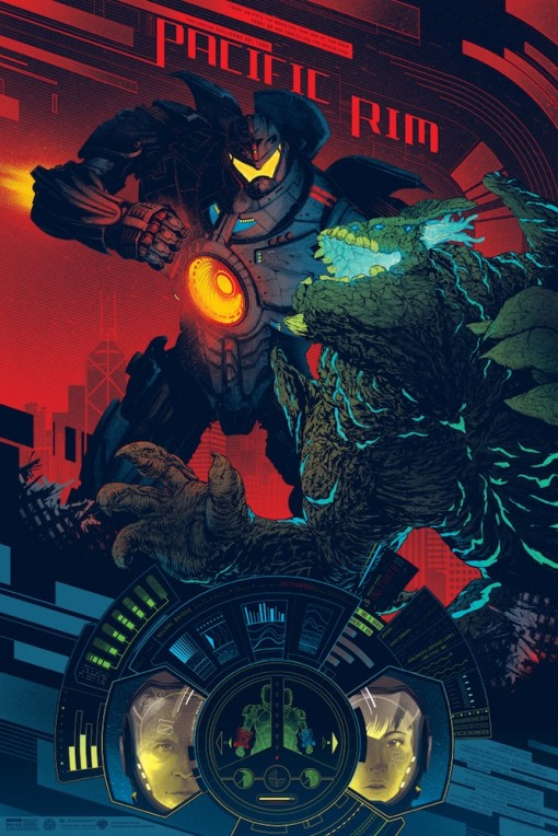 Pacific Rim by Kevin Tong