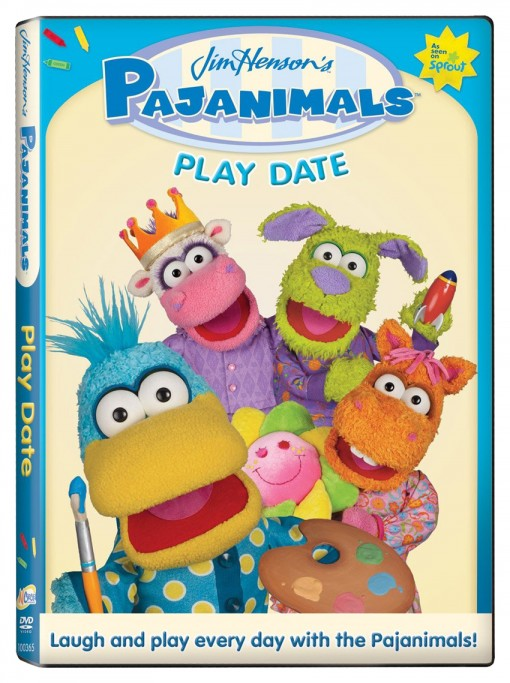 Pajanimals Play Date