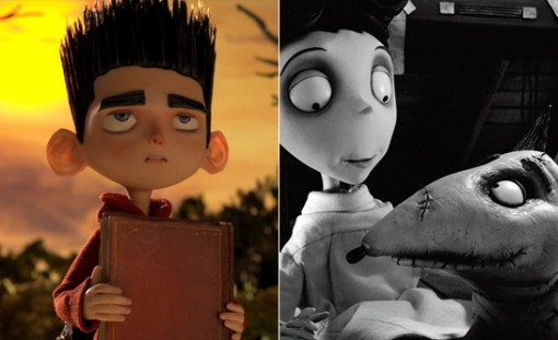 The zombies of ParaNorman and the re-animated pets of Frankenweenie put screams back into stop-motion.