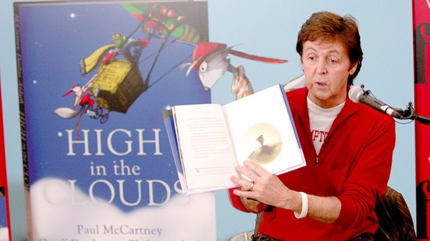 Paul McCartney reads High in the Clouds