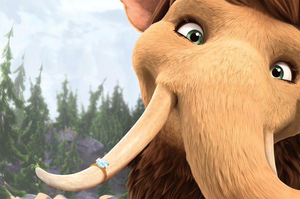 ice age 4 characters peaches - photo #13