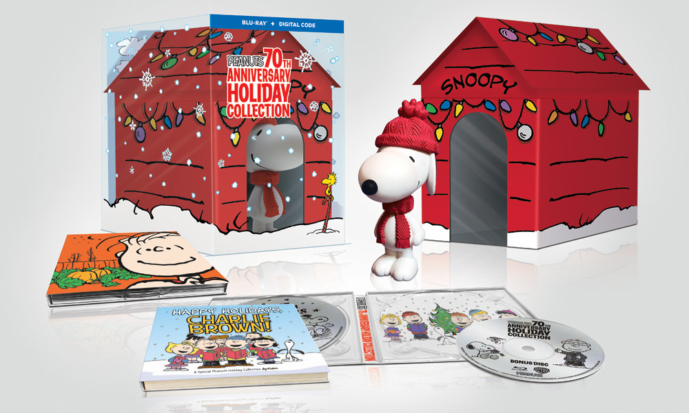 Peanuts 70th Anniversary Holiday Collection LE
