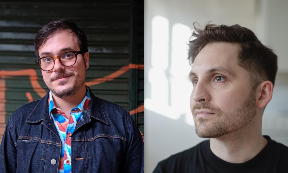 Pedro Eboli and Graham Peterson