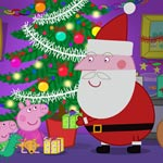 "Peppa Pig ""Father Christmas"""