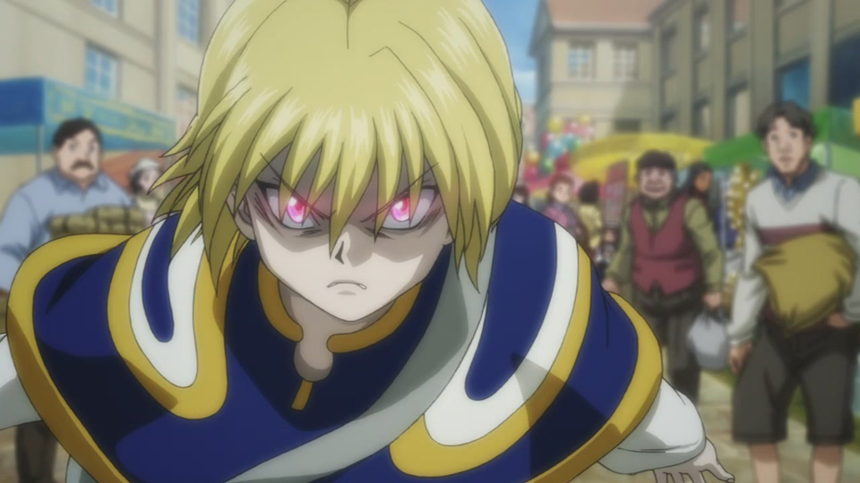 Hunter X Hunter Phantom Rouge