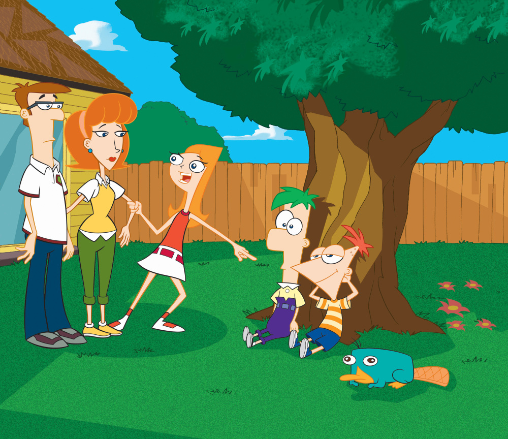 Did phineas y ferb isabella nude