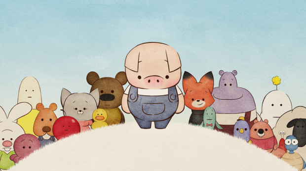 PIG: Dam Keeper Poems