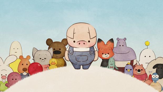 PIG: Dam Keeper Poems