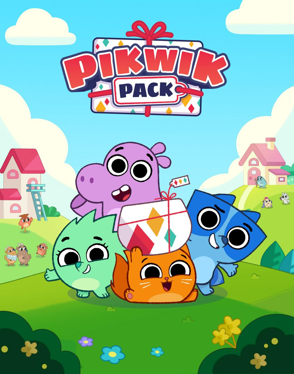 Paquete Pikwik