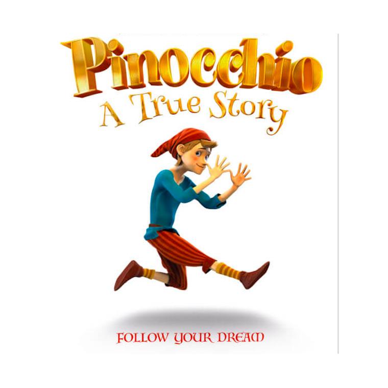 Pinocchio: A True Story